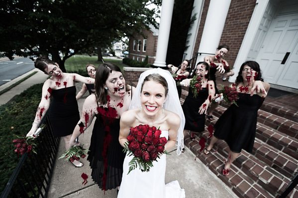 Unusual Wedding Traditions From Around The World: 15 Surprisingly Unusual Wedding Traditions From Around The