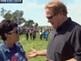 Ed Schultz Interviews Harkin Steak
