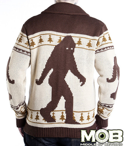 Forget Ugly Christmas Sweaters, It's Creepy Halloween Sweater ...