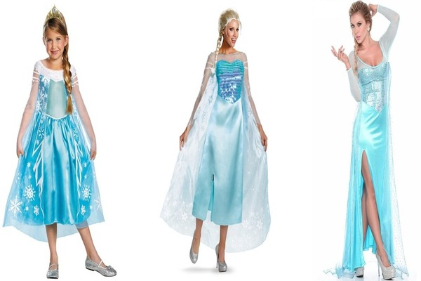 7 elsa from frozen