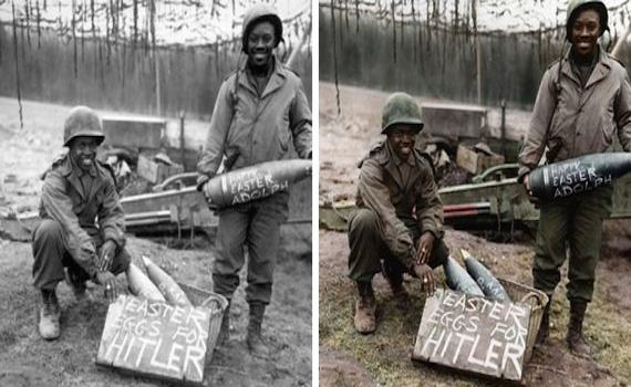 35 Remarkable Colorized Photos from History Will Astonish You