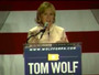 Hillary Clinton Stumps For Tom Wolf: