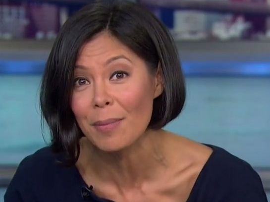 Msnbc s alex wagner quot a racialized element quot to concern over ebola