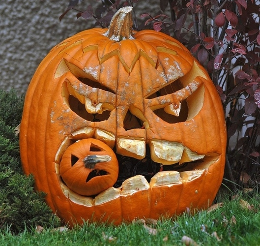Twisted pumpkin carvings to try this halloween realclear