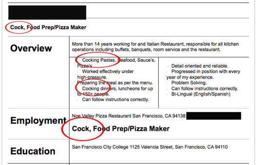17 hilariously horrible resumes for the do not hire pile realclear