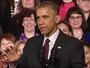 Obama Speaks On Women's Issues: