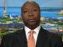 Sen. Scott vs. MSNBC's Thomas Rober