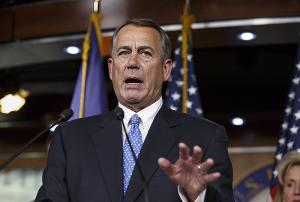 Boehner's Stall on Immigration | RealClearPolitics
