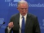 Sen. Sessions: We're Not Mad At Immigrants; We're Mad At Government