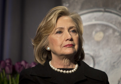 On Keystone and NSA, Clinton Remains Quiet