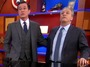Colbert Gets Star-Studded Send-Off On