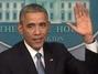 Obama Ends Presser: