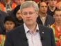 Canadian PM Stephen Harper: