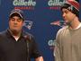 Saturday Night Live's Tom Brady & Bill Belichick Tackle Controversy Surrounding Deflated Footballs