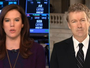 Rand Paul Rebukes CNBC Anchor For