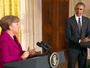 PBS Reports: Globe-Trotting Angela Merkel Trying To Resolve Ukraine Conflict Diplomatically Before U.S. Sends