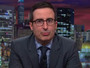 John Oliver: Pope Francis Performed A Miracle, He Resurrected Brian Williams' Career