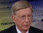 George Will: The Clintons Have A