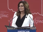 Palin Addresses Vet Issues At CPAC: