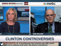 James Carville vs. Andrea Mitchell on Private Hillary Emails: Bunch of