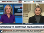 Andrea Mitchell to Barbara Boxer on Hillary Clinton: