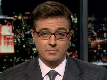 """Chris Hayes: FOX Became """"Most Trusted"""" By Telling Their ..."""