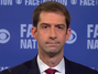 Cotton: Kerry Saying Congress Can't Change An Executive Agreement