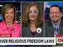 CNN Panel Takes On Indiana Religious Freedom Law; Penn Jillette: Vendors
