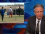 Jon Stewart Takes On Media Chase of Hillary Clinton's Van: Seriously, Guys, What Are We Doing Here?