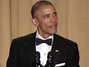Obama Jokes at WHCD: