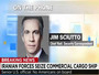 CNN's Jim Sciutto: First Reports Of Maersk Ship Seized By Iran, U.S. Navy Responding