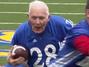 89-Year-Old World War II Vet Scores Touchdown In Kansas Alumni Game