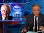 Jon Stewart: Problem Isn't That Sanders Is A Socialist, It's That Authenticity Comes Across As Lunacy