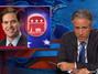 Jon Stewart Mocks New York Times, Media Investigating Rubio's Traffic Tickets, Finances
