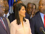 Nikki Haley Calls For Confederate Flag To Come Down: