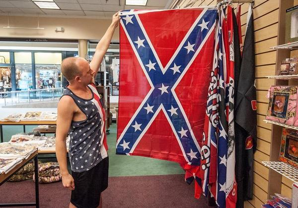 Never Patriotic The Real Meaning Of The Confederate Flag