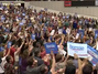 Bernie Sanders Attracts Crowd Of 10,000: