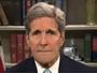 Kerry: Iran