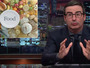 John Oliver: The Shocking Amount Of Food We Waste