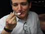 Ted Cruz Fries Bacon On The Barrel Of An Automatic Rifle