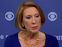 Carly Fiorina: The Presidential Campaign Is Designed To Reveal Character, Women Are