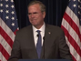 Jeb Bush at Reagan Library: Hillary Opposed The Iraq Surge And Then Relished In Its Success