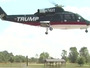 Donald Trump Gives Helicopter Rides At Iowa State Fair
