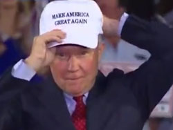 Sen. Jeff Sessions Stands With Trump -- and gets rewarded for it..., From GoogleImages