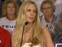 Ann Coulter Introduces Trump At Iow