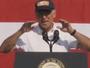 Joe Biden Hits Campaign Trail: Workers Need