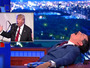 Stephen Colbert Gorges Himself On Missed Trump News