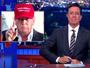 Stephen Colbert: Donald Trump's Hat Is The Real Star