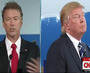 Rand Paul vs. Donald Trump: Nuclear Codes, Junior High Rhetoric, Rand Paul's Looks