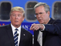 Trump to Bush: This Is A Country Where We Speak English, Not Spanish